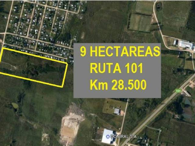 RUTA 101 KM. 28.500